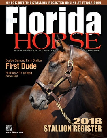 The Florida Horse 2014 Stallion Register by Florida Equine Publications -  issuu