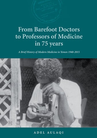 From Barefoot Doctors to Professors of Medicine in 75 Years by Adel