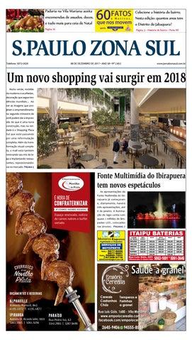 176bfa2ef 08 de dezembro de 2017 - Jornal São Paulo Zona Sul by Jornal Zona ...
