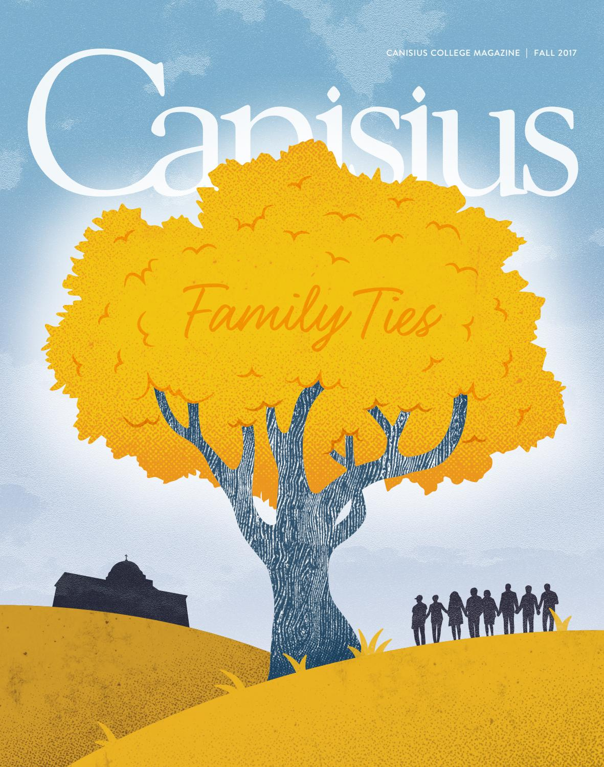Canisius Magazine Fall 17 by Canisius College - issuu