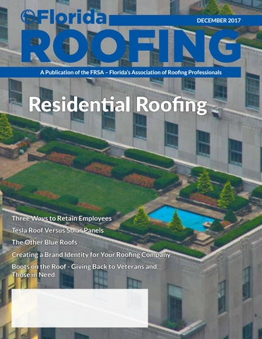 December 2017 By Florida Roofing Magazine Issuu