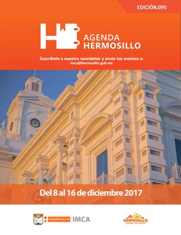 "Cover of ""Agenda hermosillo 8dic2017"""