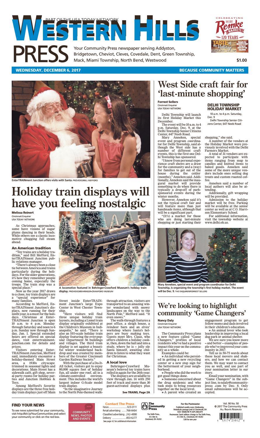 Western hills press 120617 by Enquirer Media - issuu
