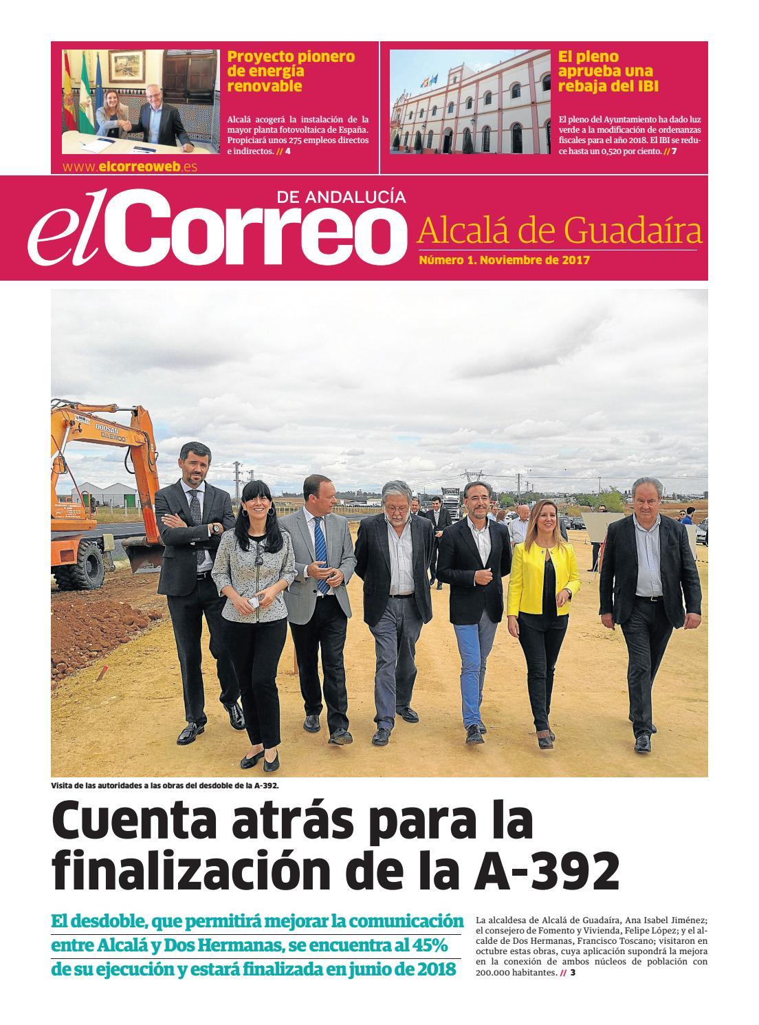 Suplemento Alcalá de Guadaira mes noviembre by EL CORREO DE ...