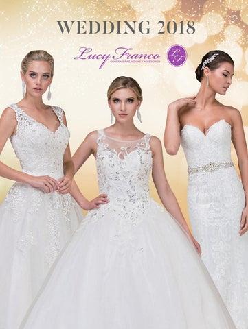 vestidos para novias lucy franco las vegas 2018