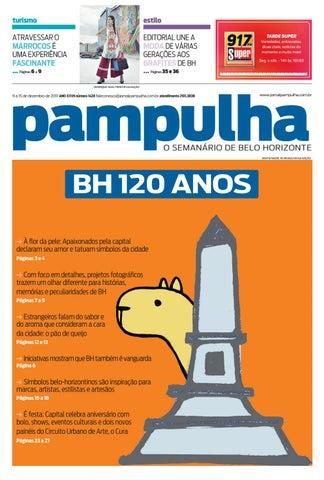 8617d1428d8 Pampulha - 9 a 15 de dezembro de 2017 by Tecnologia Sempre Editora ...