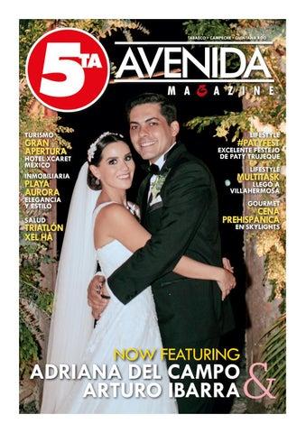 Tabasco Diciembre 2017 By 5ta Avenida Magazine Issuu