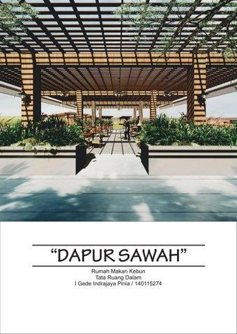 Tata Ruang Dalam By Indrajaya Pinia Issuu Review Legit Dapur Kebun Youonlyliveonce Definisi Desainrumahid