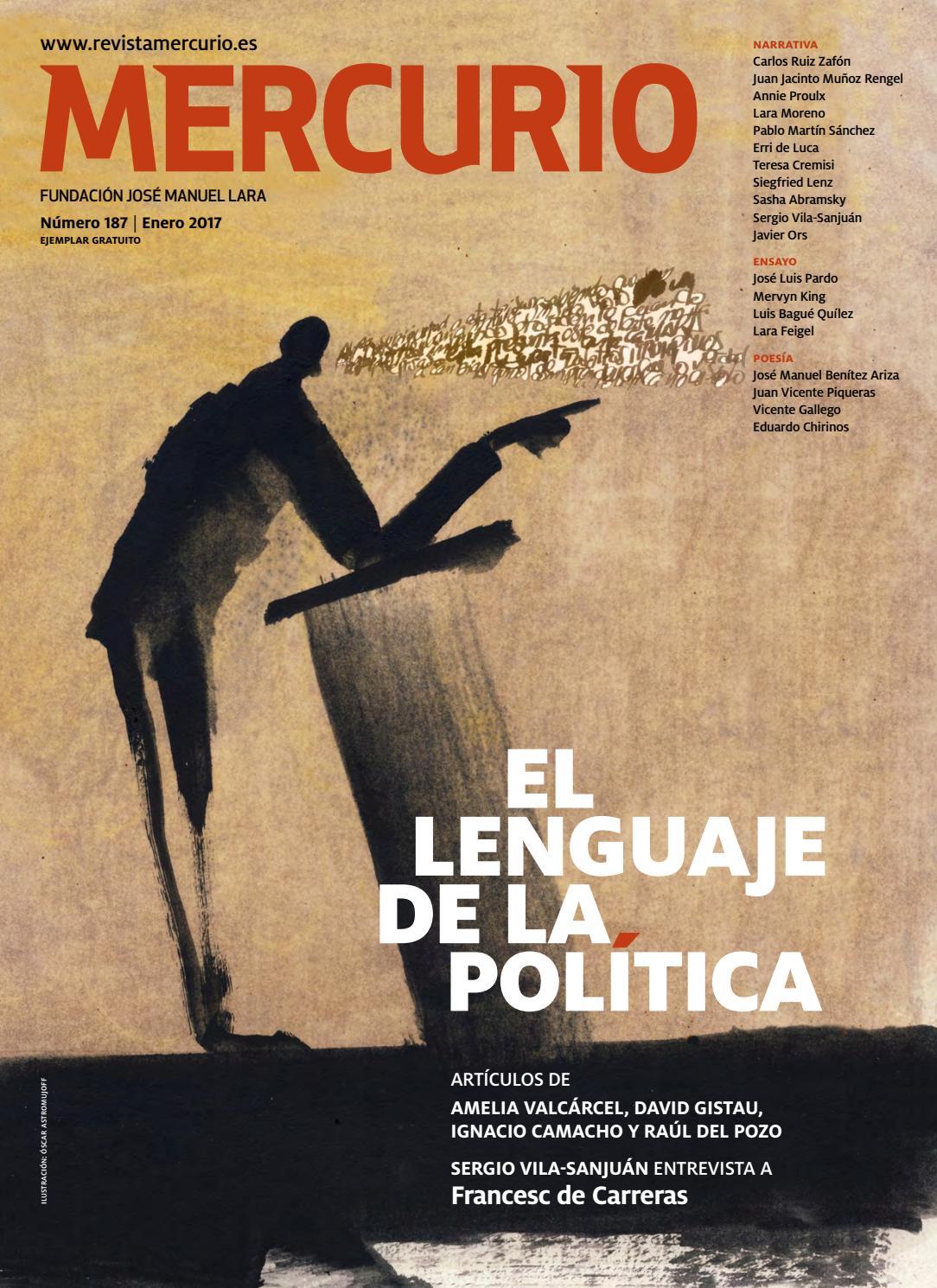 056ac6602 Mercurio 187 - El lenguaje de la política by mario guerola - issuu