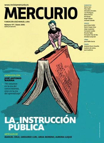 Mercurio 177 La Instrucción Pública By Mario Guerola Issuu