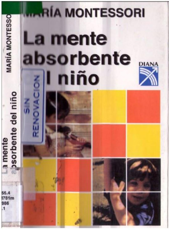 La mente absorbente del nino montessori pdf by nancynash32