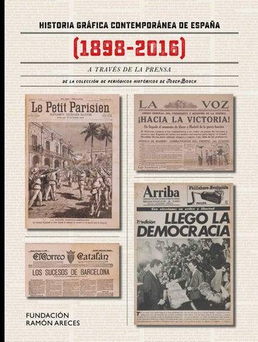 Historia gráfica contemporánea de España (1898 - 2016) by principi ... 714ca2dc8a01a