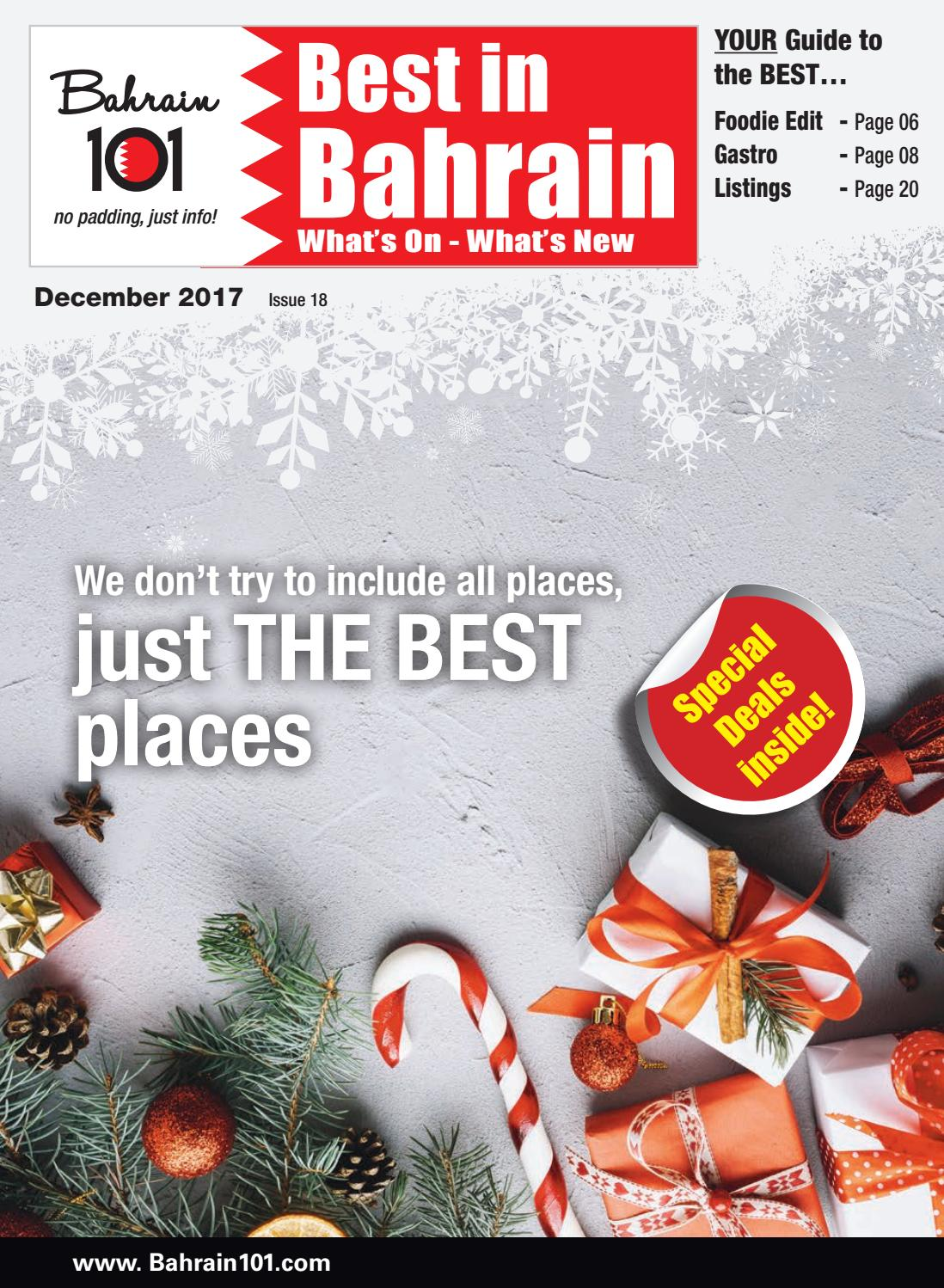 Bahrain101 December 2017 by Gulf Insider Media - issuu
