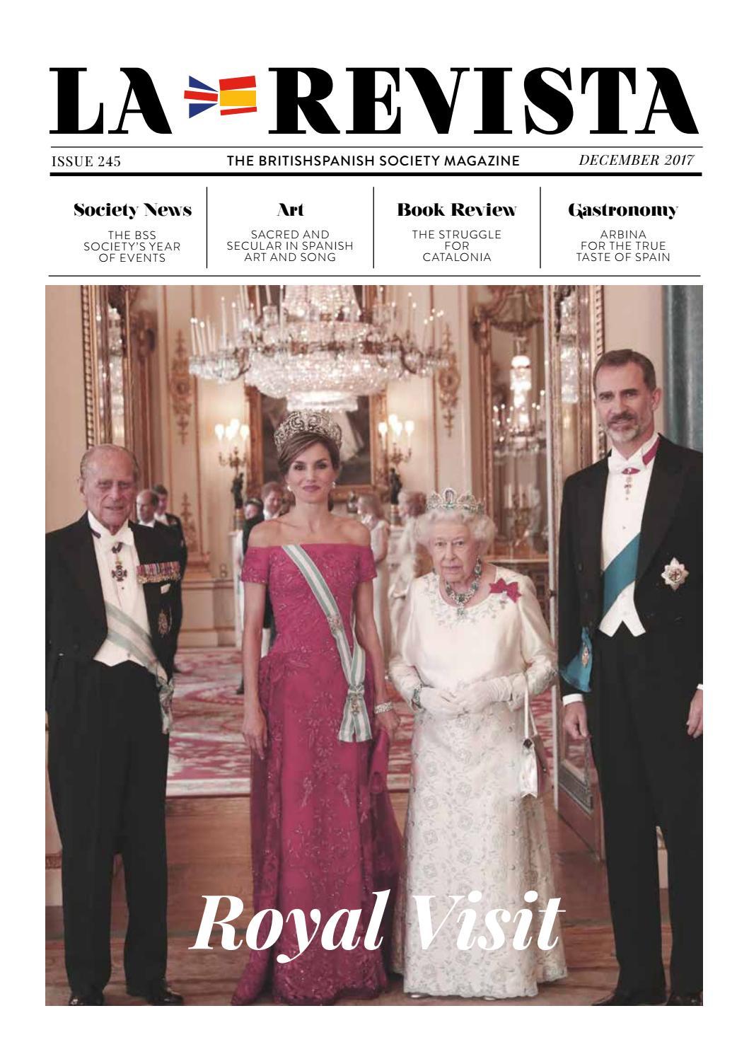 La Revista Issue 245 by LaRevista - issuu 42e74116709