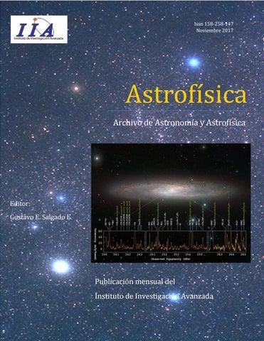 Astrofísica By Eduardo Salgado Enríquez Issuu