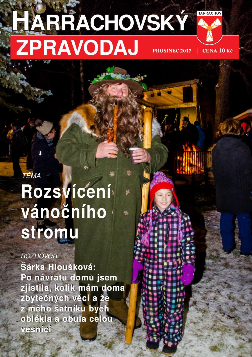 2232247147d Harrachovský zpravodaj - Prosinec 2017 by Daniel Hloušek - issuu