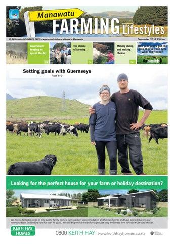 Manawatu Farming Lifestyles, December 2017