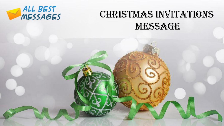 Christmas Invitation Cards Words Ideas Christmas Party