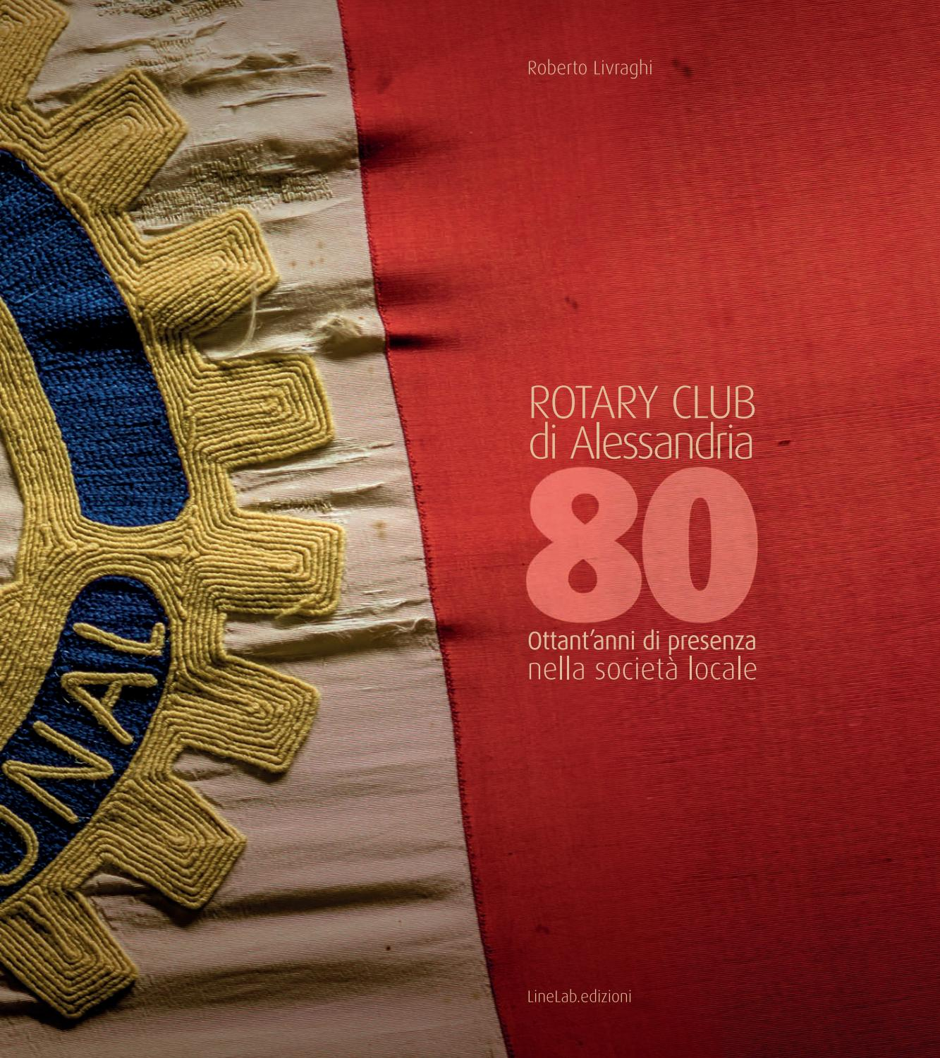 L Officina Dell Occhiale Alessandria rotary club di alessandria by linelab creative agency - issuu