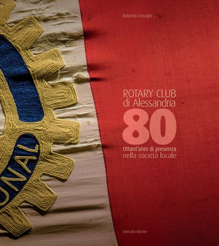 ROTARY CLUB di Alessandria by LineLab creative agency - issuu 5c6e3b8d667