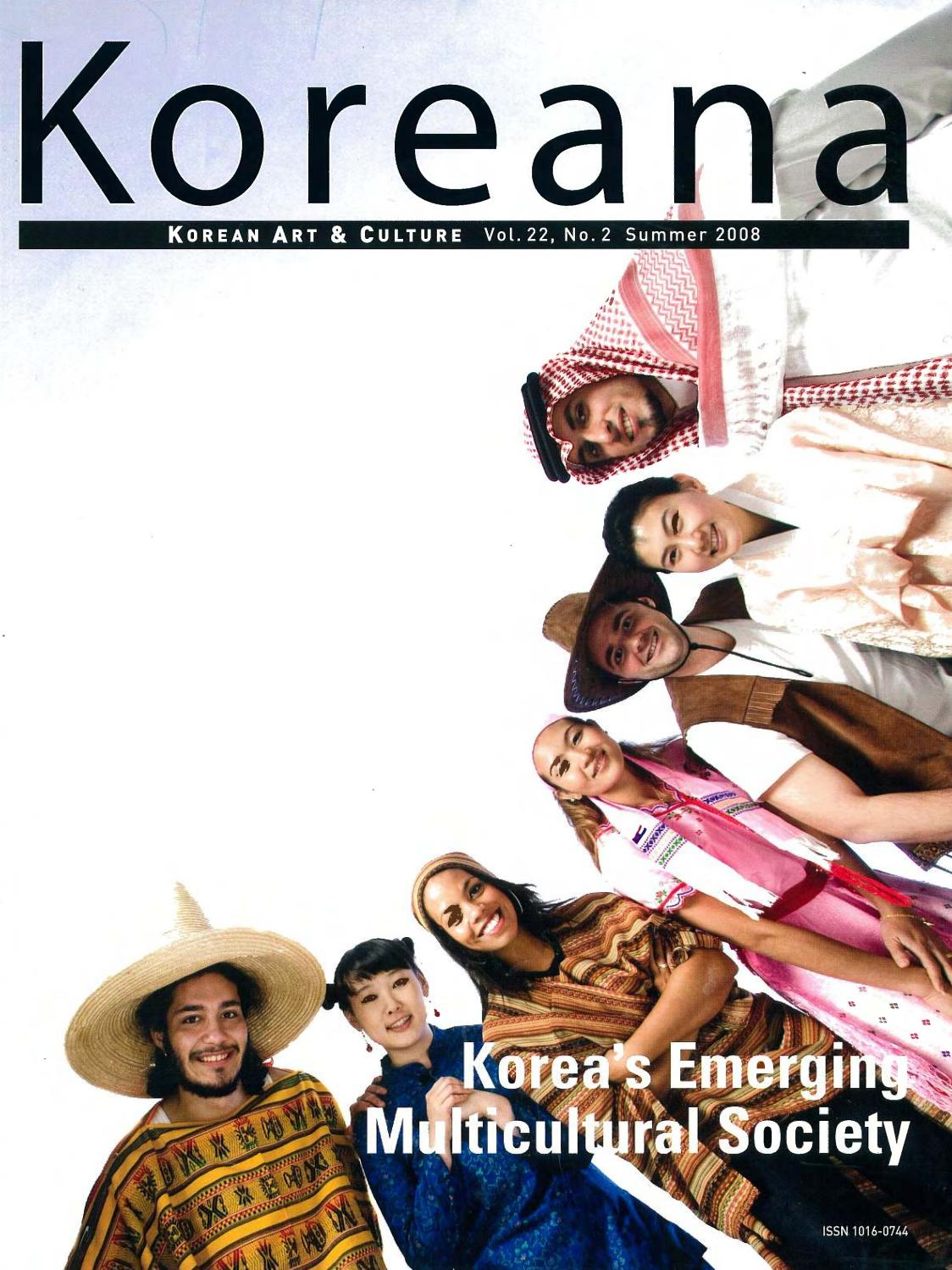 Koreana Summer 2008 (English) by The Korea Foundation - issuu