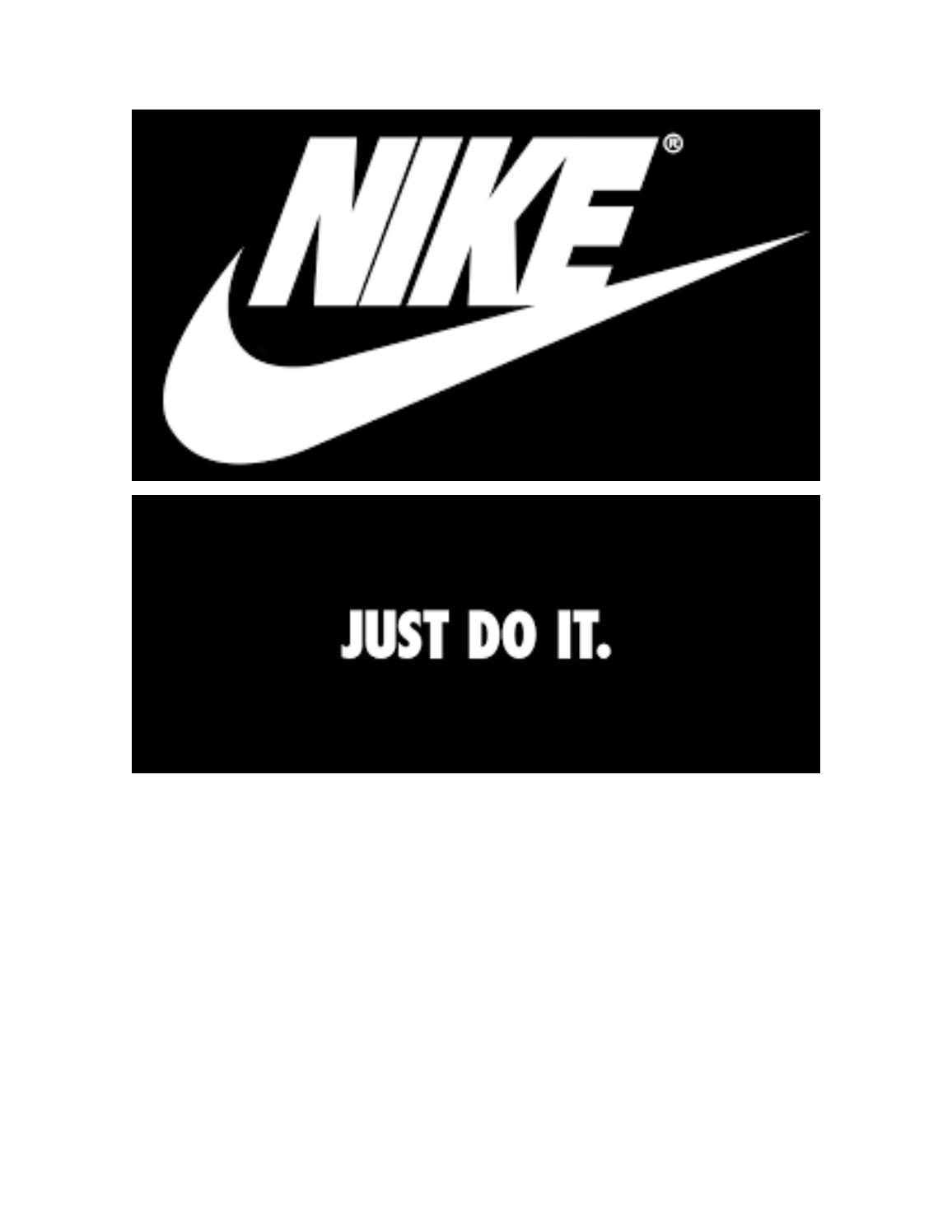 deshonesto Ejército Monografía  Nike by Christopher Emmert Zuñiga - issuu
