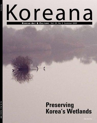Koreana Summer 2016 (English) by The Korea Foundation - issuu