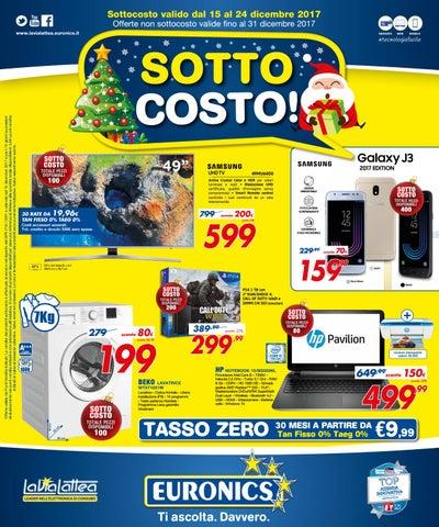 Lavialattea Sottocosto Natale By Euronics Italia Spa Issuu