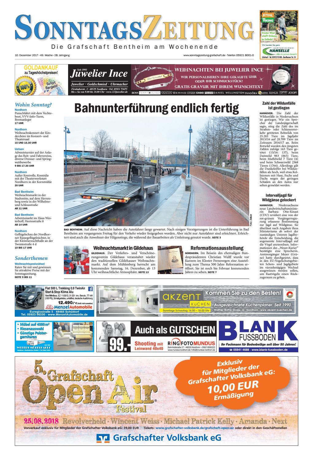 SonntagsZeitung_10-12-2017 by SonntagsZeitung - issuu