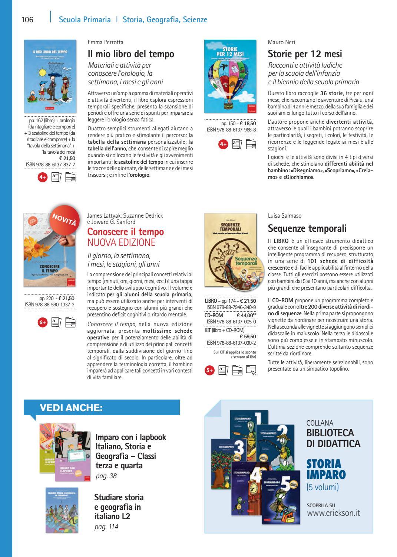 Erickson Catalogo 2017 2018 By Edizioni Centro Studi Erickson