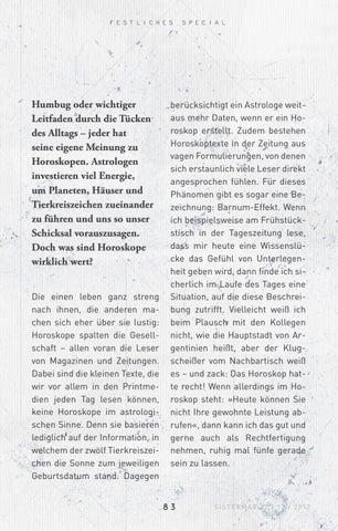 Page 83 of Ein Blick in die Sterne – Über Sinn und Unsinn von Horoskopen