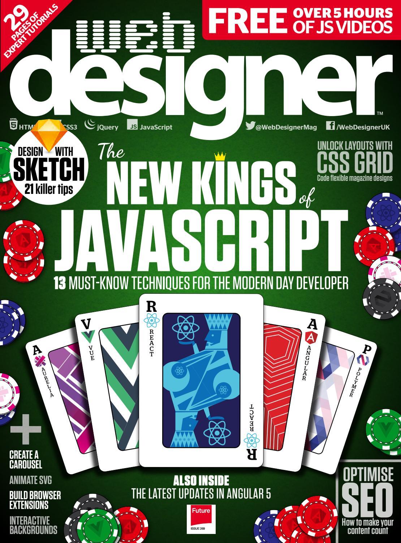 Web Designer 269 Sampler By Future Plc Issuu