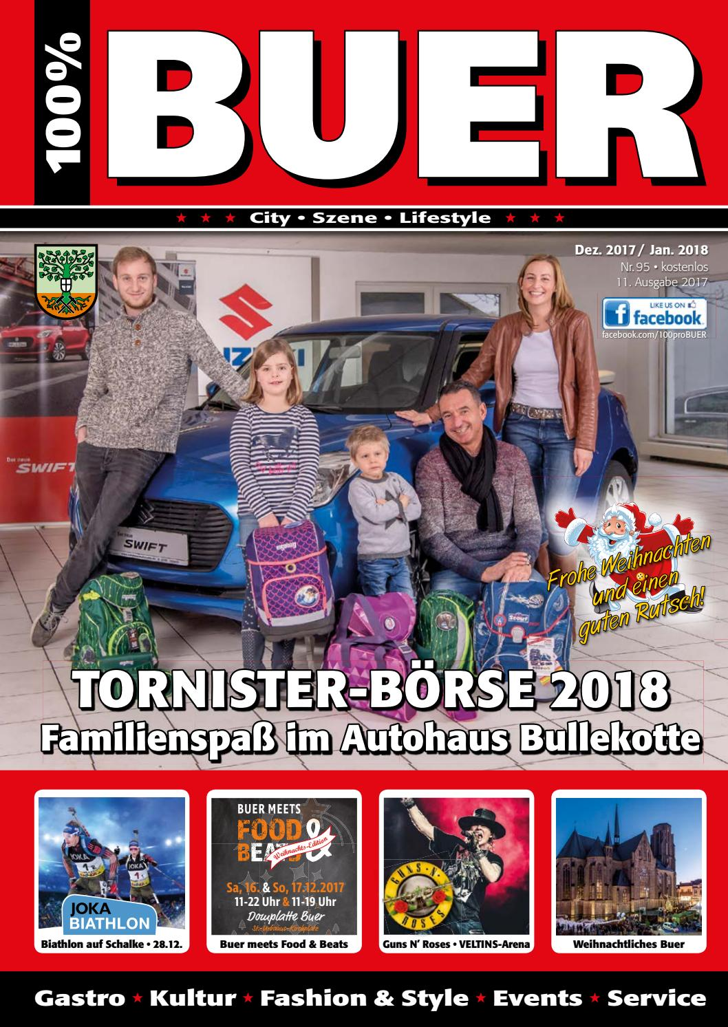100% BUER (11/2017) by CR-Consult GmbH - issuu
