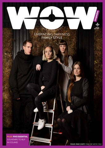 Wow Magazine Issue 6 2017 By Wow Air Issuu