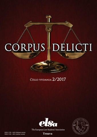 55cc3824206b Corpus Delicti 2 2017 by Corpus Delicti - issuu