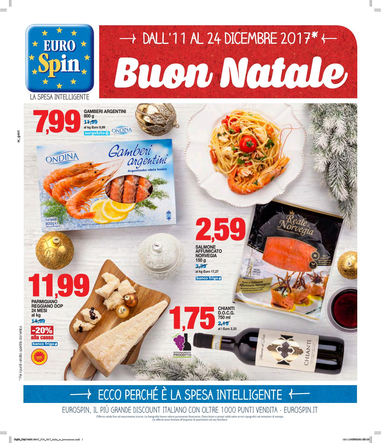 Eurospin by offerte catania issuu for Offerte eurospin