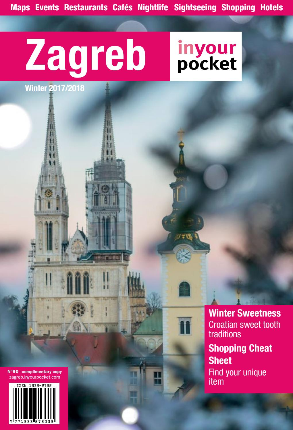Zagreb In Your Pocket No90 By In Your Pocket City Guides Issuu