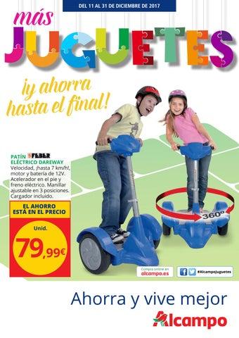 Juguetes Alcampo By Ofertas Supermercados Issuu
