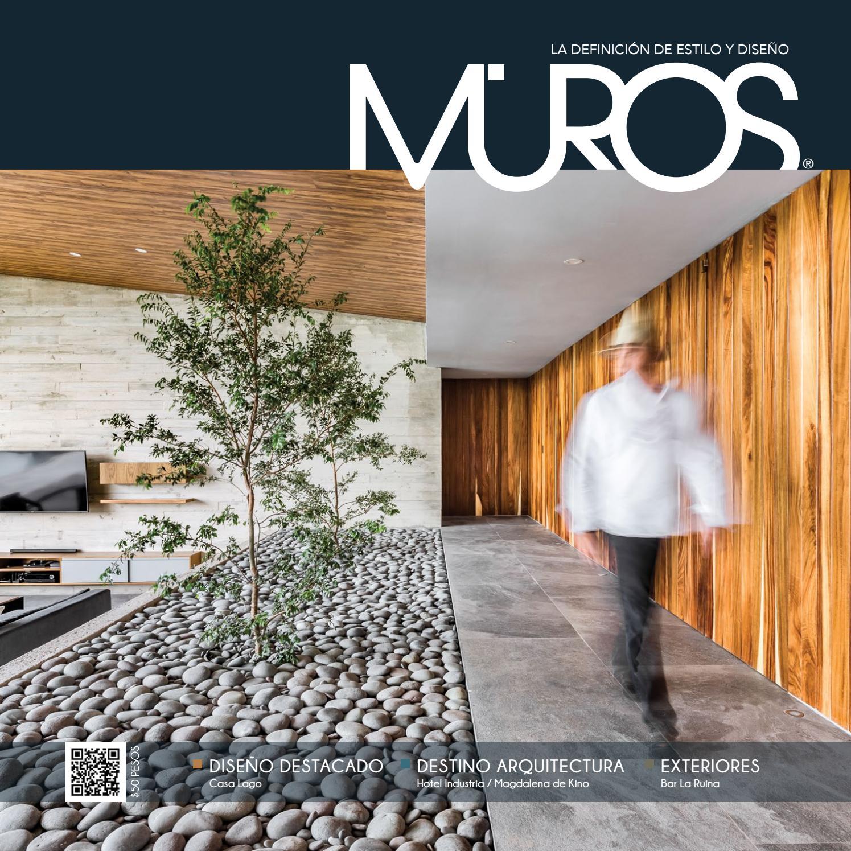 Edición 32 Revista Muros La Definición De Estilo Y Diseño