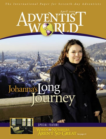 AW English - April 2010 pdf by Adventist World Magazine - issuu