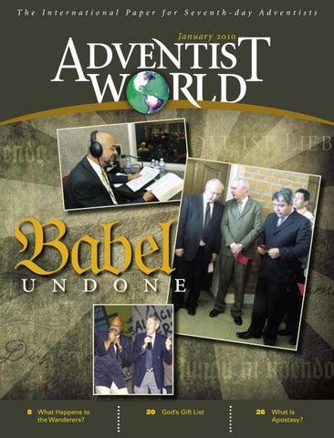 AW English - January 2010 pdf by Adventist World Magazine