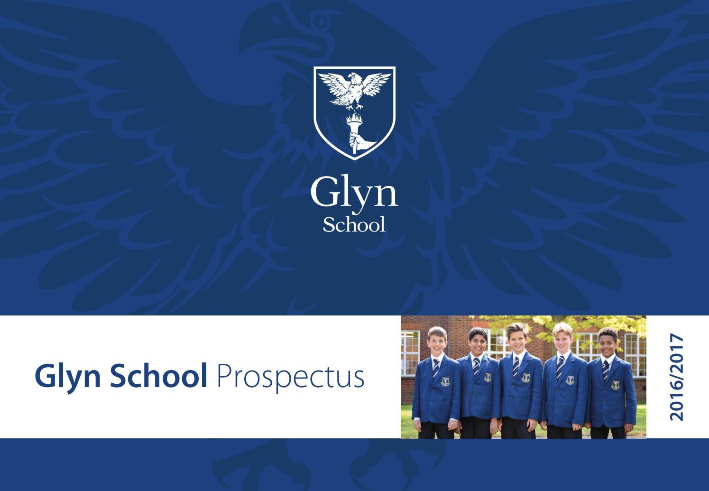 Glyn School Prospectus