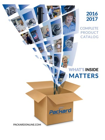 Packard 2016 Catalog by Erin - issuu