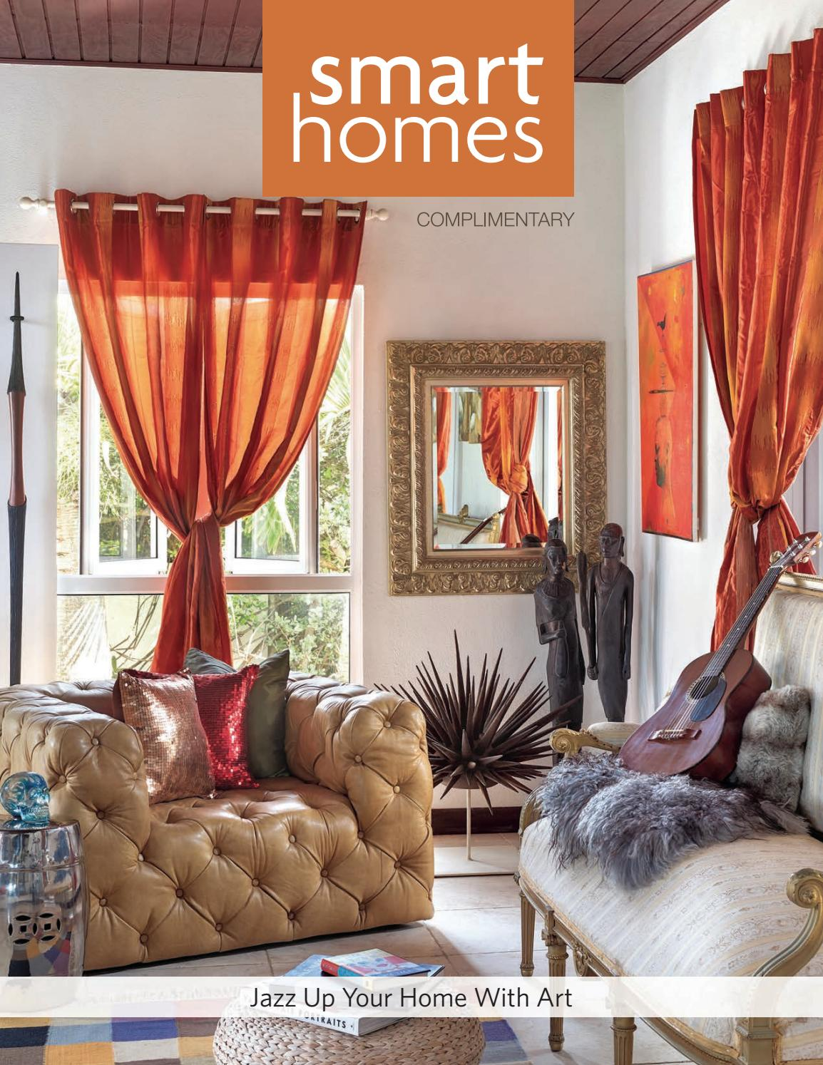 Smart Homes October 2017 By Nation Publishing Co Limited
