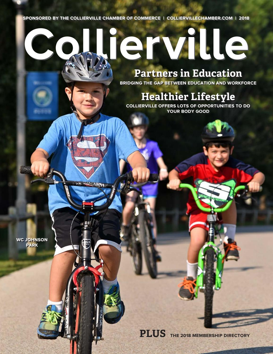 Collierville magazine, 2018 by Contemporary Media - issuu