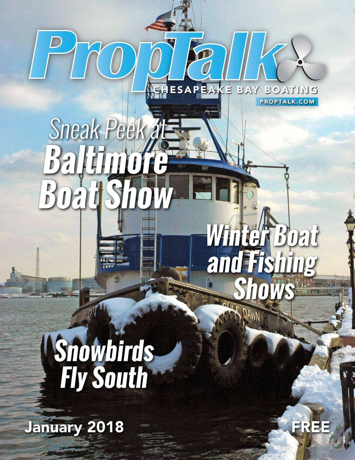 Proptalk Magazine January 2018 By Spinsheet Publishing Company Issuu 96 Crownline Wiring Diagram