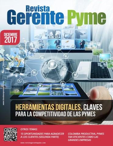 4e4da04b507 Diciembre 2017 by Revista Gerente Pyme - issuu