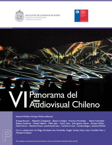 VI Panorama del Audiovisual Chileno by Yael Mandler - issuu 21920a8b2aea