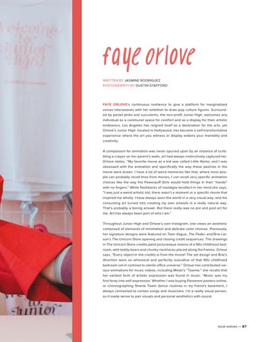 Page 87 of Faye Orlove