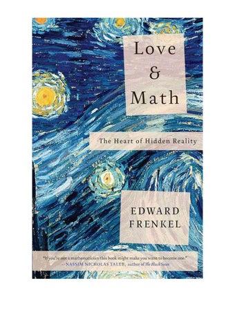 love math edward frenkel by copista issuu